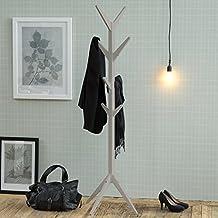 Suchergebnis auf Amazon.de für: Garderobenständer holz design