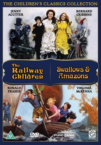 the-childrens-classics-collection-swallows-and-amazons-the-railway-children-import-anglais