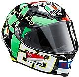 AGV casco da motociclista limitata, lannone Mugello 2016, taglia ML