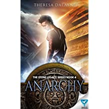 Anarchy (The Stone Legacy Series Book 4) (English Edition)