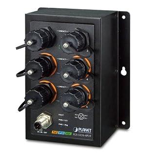 Assmann planet ethernet switch indust. 4p poe + 2p managed (IGS-5226-4P2T)