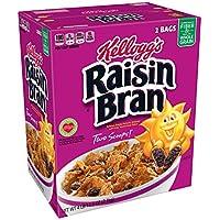 Kellogg\'s Raisin Bran Cereal, 76.5-Ounce Box