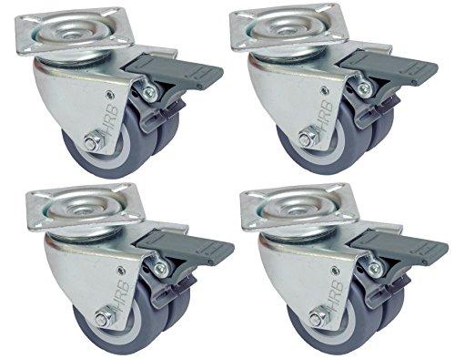 4-stuck-strandkorbrollen-doppelrollen-rasen-geeignet-mit-bremse-tragkraft-400-kg