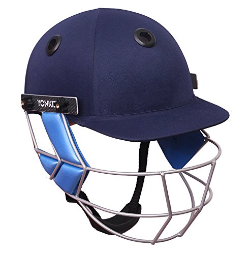 Yonker Verstellbarer Cricket-Helm, Herren, Adjustable, Premium, m