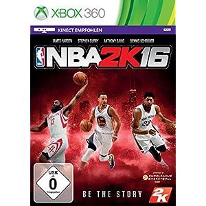NBA 2K16 – [Xbox 360]