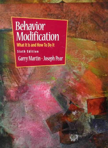 Behavior Modification--What It Is and How to Do It