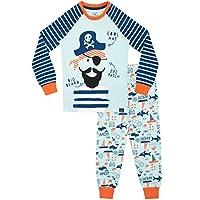 Harry Bear Boys Pirate Pyjamas Snuggle Fit