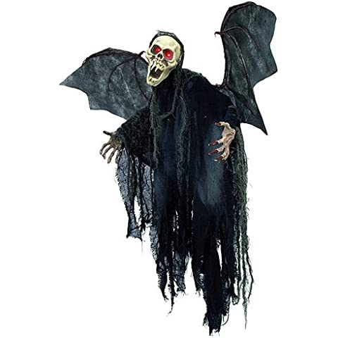 Euro Palms 8331440G Halloween Bat Fantasma Figura
