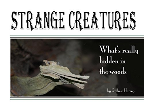 Strange Creatures: What's Really Hidden in the Woods? (Potpourri by Harrop) (English Edition)