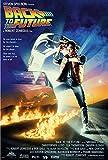 Zurück in die Zukunft Poster Michael J.Fox