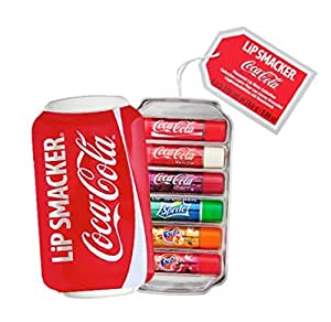 Lip smacker coca cola set di lucidalabbra in confezione - Regalos coca cola ...