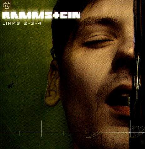Rammstein - Links 2-3-4 (DVD Single)