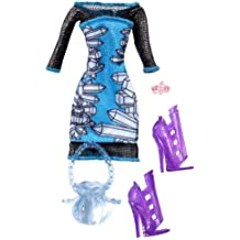 Mattel - 376495 - Y0401 Monster High Fashion Pack - Abbey Bominable