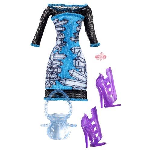 High: Abbey Bominable Fashion Pack (Monster High Abbey Bominable)