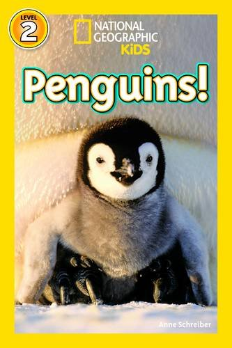 Penguins (National Geographical Readers)