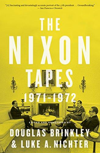 The Nixon Tapes: 1971-1972 (With Audio Clips) (English Edition) Nixon Audio