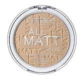 Catrice Gesichtspuder All Matt Plus Shine Control Powder Warm Beige 030, 100 g