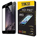 iPhone 7 Screen Protector (3D Glass), Taslar(TM) iPhone 7 3D Full Coverage Tempered Glass Screen Scratch Guard Protector for Apple iPhone 7, 2016 iPho