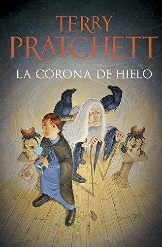 La Corona de Hielo (Mundodisco 35) por Terry Pratchett