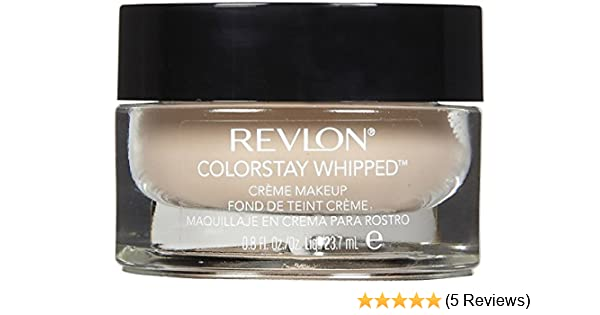 Revlon Colorstay Whipped 24hrs Creme Makeup 240 Natural Beige