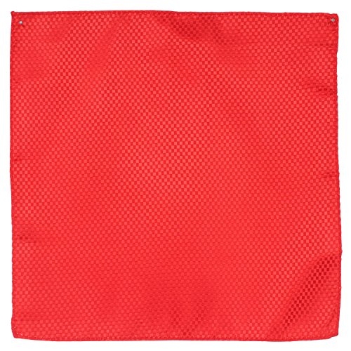 Eccellente-Pocket-Square-Men-Self-Red-Great-Indian-Sale-Diwali-Offer-4-8Oct