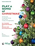 Play a Song of Christmas Piano-Ensemble de Partitions