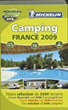 Camping France 2009 (Michelin Camping Guides)