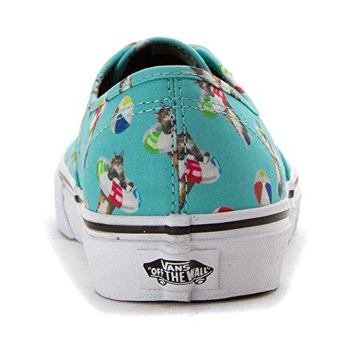 Vans Authentic Pool Vibes Sneaker türkis / bunt