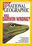 National Geographic Magazine - November 2004: Was Darwin Review and Comparison