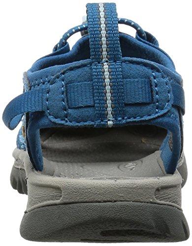 Keen  WHISPER W-BOSSA NOVA/NEUTRAL GRAY, sandales femme blue