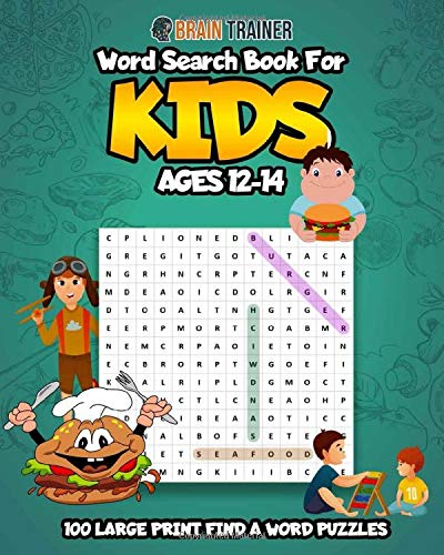 Word Search For...