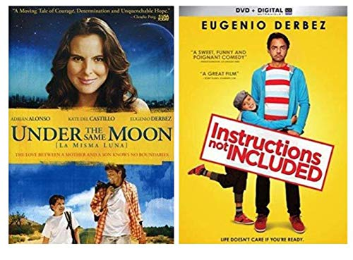 Under The Same Moon la Misma Luna / Instructions Not Included 2-Pack DVD