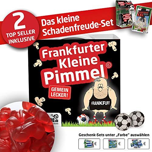 Eintracht Boxershorts ist jetzt KLEINE PIMMEL Set 1: KLEINE Schadenfreude by Ligakakao.de schwarz-weiß männer Shorts Unterhosen