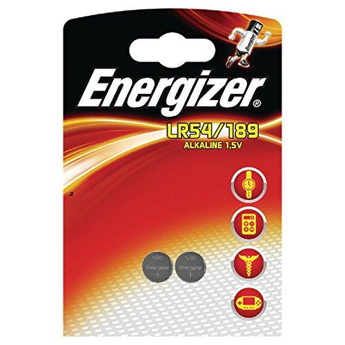 Galleria fotografica Set di 12pile Energizer LR54–6Blister a 2della batteria–Alcalina 1,5V