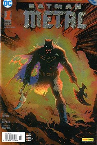 (DC Comics Batman Metal Comic Magazin # 1: Notruf aus Gotham City)
