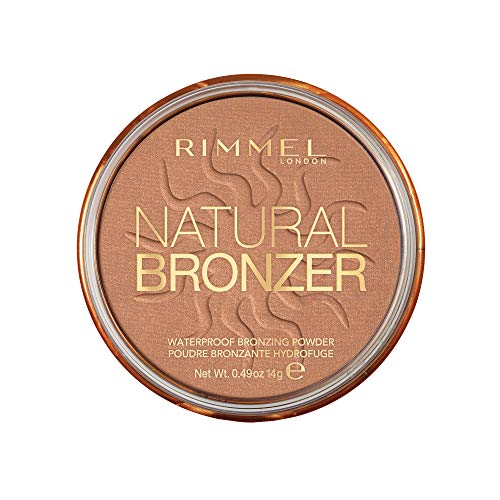 Rimmel London Natural Bronzer Polvos Tono 027 Sun