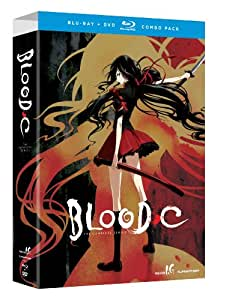Blood C: Complete Series [Blu-ray] [Import anglais]