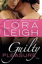 Guilty Pleasure (Bound Hearts) by Lora Leigh (2016-04-05)