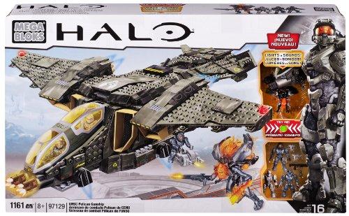 Mega Bloks Halo 97129 Nave Pelican