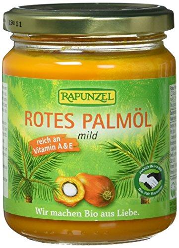 Rapunzel Rotes Palmöl mild HIH, 1er Pack (1 x 200 g)