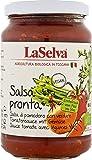 La Selva Bio Salsa Pronta - Tomatensauce mit Gemüse (1 x 340 gr) -
