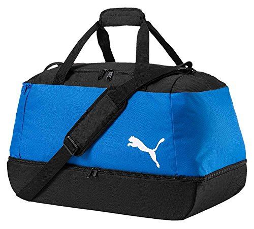 Puma pro training ii football, borsone unisex – adulto, blu royal/nero, taglia unica