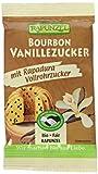 Rapunzel Vanillezucker Bourbon mit Rapadura HIH, 8 g