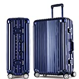 MHGAO ABS + PC Valigia High-End Business Trolley Universale Ruote 4-26 Pollici