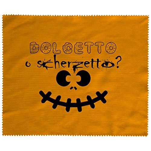 My Custom Style Brillenputztuch Kollektion #Halloween_A# Halloween-dolcetto Scherzetto