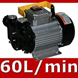 Heizölpumpe Dieselpumpe 230V 40L/min