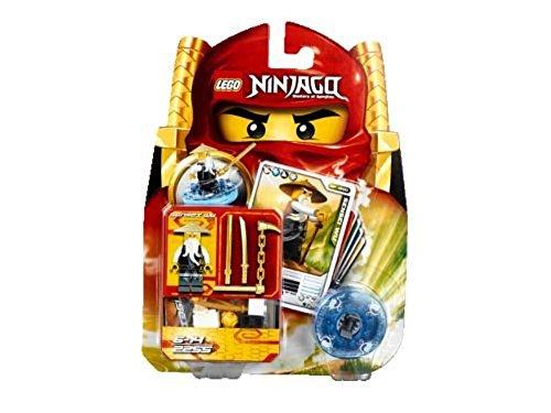LEGO Ninjago 2255 - Sensei Wu Lego-ninjago Spinners 2011