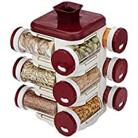 Uttam Revolving Spice Rack - 12 Jar