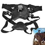 Theoutlettablet® Brust Harness Für Hund Gurt Montageadapter für GoPro Hero 43+ 32und SJ4000SJ5000SJ6000–vtin eypro 1Sport Digital Kamera Camcorder