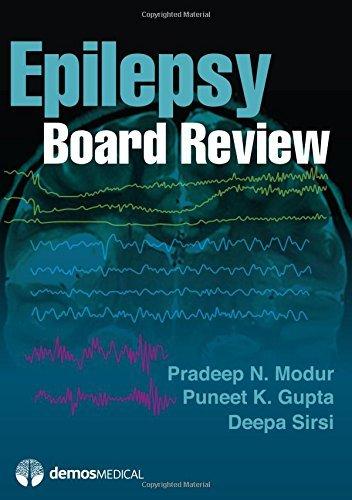 Epilepsy Board Review Q & A by Pradeep N. Modur (2016-07-30)
